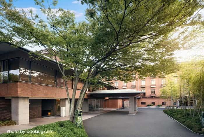 Hyatt Regency Kyoto Hotel