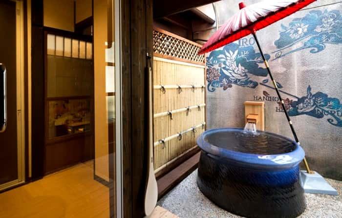 Nazuna Kyoto Nijo jo